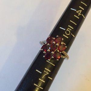Jewelry - 925. Madagascar Ruby ring